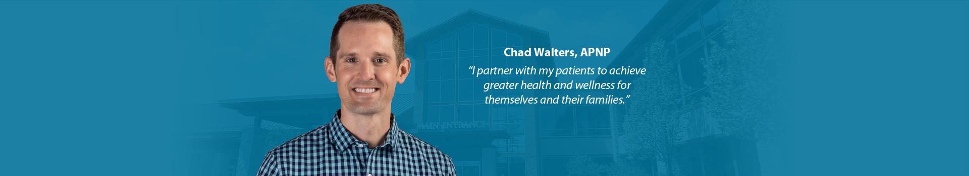 Chad Walters